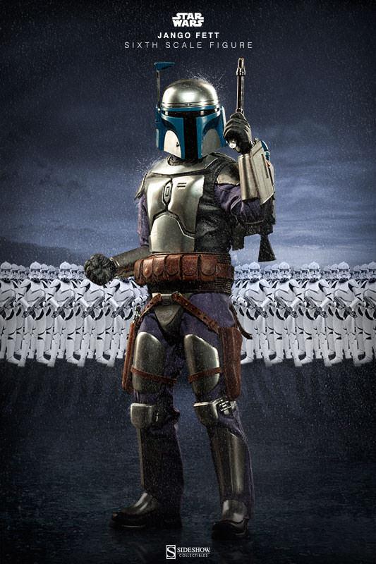 "Star Wars Jango Fett 12"" Action Figure image"