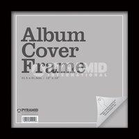 Album Cover Frame - Black