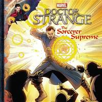 Marvel's Doctor Strange: The Sorcerer Supreme by Tallulah May