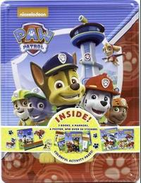 Nickelodeon Paw Patrol Collector's Tin by Parragon Books Ltd