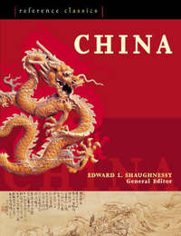 China by Edward L Shaughnessy