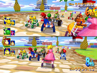 Mario Kart Double Dash for GameCube image