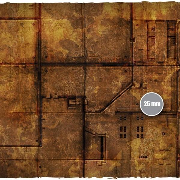 Deep Cut Studio: Underhive Neoprene Mat (4x4) image