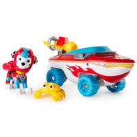 Paw Patrol: Sea Patrol Vehicle - Marshall