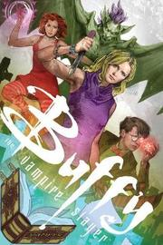Buffy Season 10 Library Edition Volume 1 by Joss Whedon