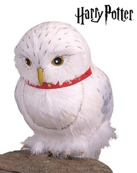Harry Potter: Costume Prop - Hedwig The Owl image