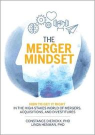 The Merger Mindset by Constance Dierickx image