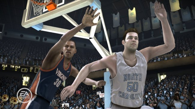 NCAA March Madness 08 for PS3 image