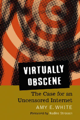 Virtually Obscene by Amy E. White image