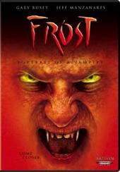 Frost - Portrait Of A Vampire on DVD