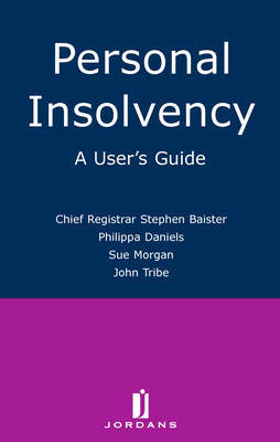 Personal Insolvency Law in Practice by Philippa Daniels image