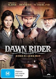 Dawn Rider on DVD