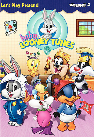 Baby Looney Tunes - Vol. 2: Let's Play Pretend on DVD