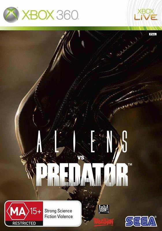 Aliens vs Predator Survivor Edition for Xbox 360