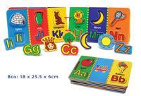 Fun Factory - Alphabet Book – Magnetic