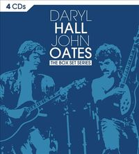 Daryl Hall & John Oates – The Box Set Series by Daryl Hall