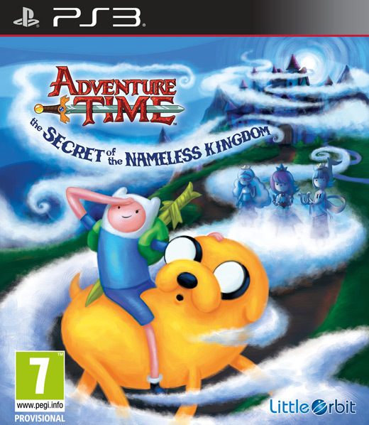 Adventure Time: The Secret of the Nameless Kingdom for PS3