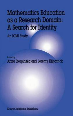 Mathematics Education as a Research Domain: A Search for Identity