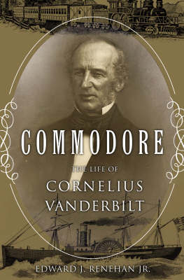 Commodore by Edward J. Renehan image