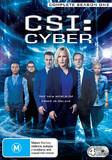 CSI: Cyber - Complete Season One on DVD