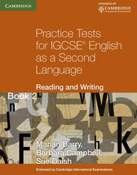 Cambridge International IGCSE by Marian Barry