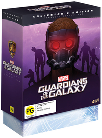Guardians Of The Galaxy: Complete Season 1 - Collector's Edition on DVD