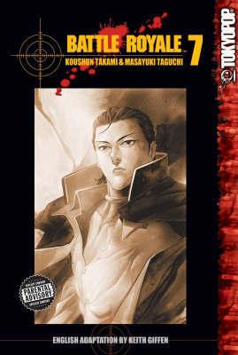 Battle Royale: v. 7 by Koushun Takami