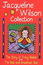 JACQUELINE WILSON COLLECTION THE by Jacqueline Wilson image
