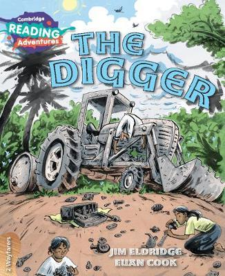 The Digger 2 Wayfarers by Jim Eldridge