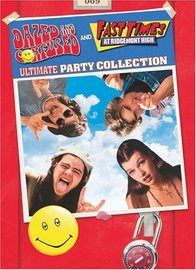 Dazed and Confused / Fast Times at Ridgemont High on DVD image