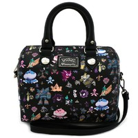 Loungefly: Pokemon Multi Character - Duffle Bag