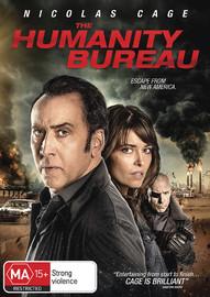 The Humanity Bureau on DVD