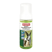 Beaphar Insect Repellent Foam for Small Animals 100ml