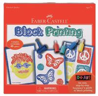 Faber-Castell: Do Art - Block Printing Pack