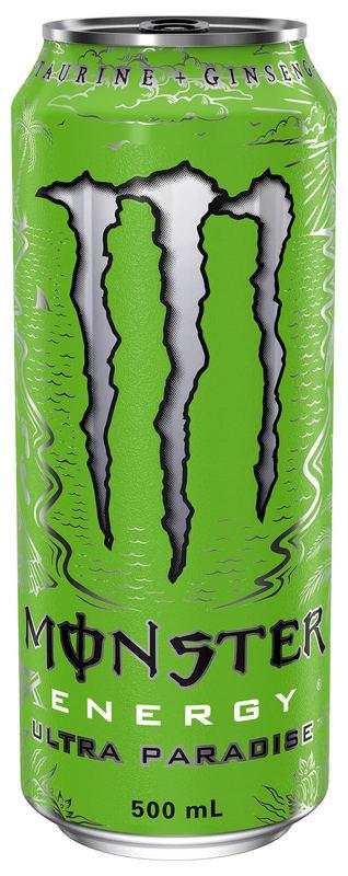 Monster Energy Zero Ultra Paradise 500ml (12 Pack)