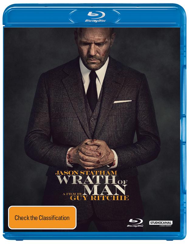 Wrath Of Man on Blu-ray