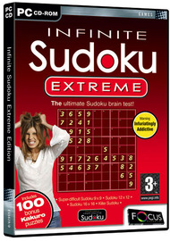 Infinite Sudoku Extreme Edition for PC Games image