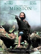 The Mission on DVD