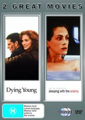 Dying Young / Sleeping With The Enemy on DVD