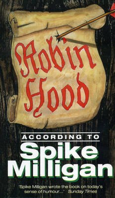 Robin Hood According to Spike Milligan by Spike Milligan image