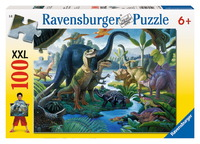 Ravensburger 100 Piece Jigsaw Puzzle - Land of Giants