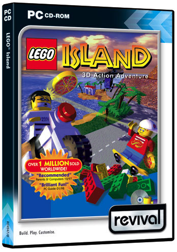 LEGO Island for PC Games