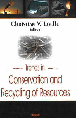 Trends in Conservation & Recycling Resources