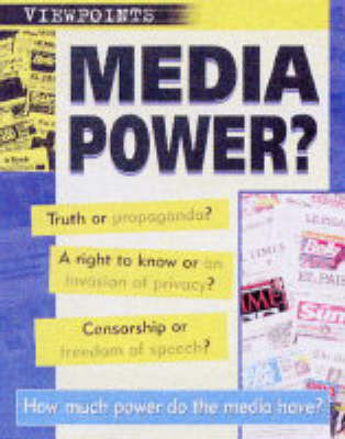 Media Power? by Alison Cooper