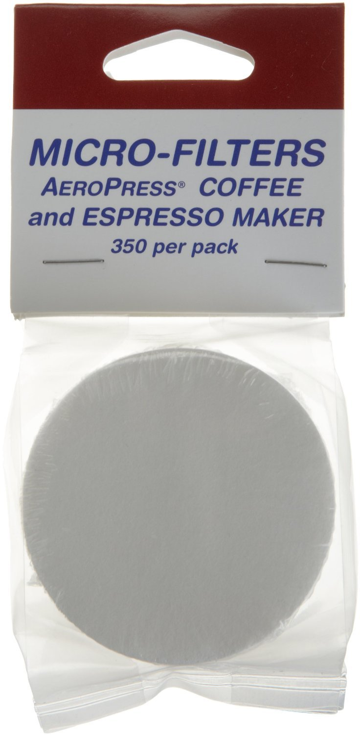 AeroPress Coffee Maker Filters (350 Replacement Filters)