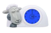 Zazu Sam the Sheep Sleep Trainer Clock - Grey image