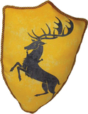 Game of Thrones Baratheon Sigil Throw Pillow