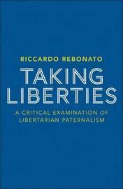 Taking Liberties by Riccardo Rebonato