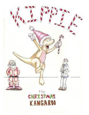 Christmas Kangaroo Cartoon.Kippie The Christmas Kangaroo M Terrell Book Buy Now