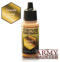 Greedy Gold Warpaint